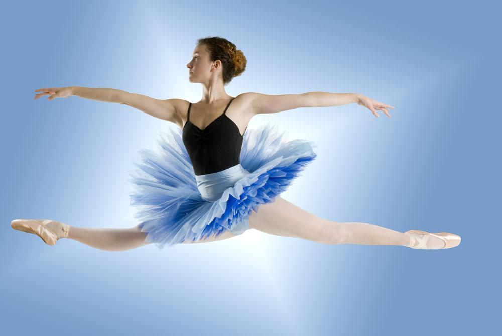 为什么女性芭蕾舞训练不像男性那样强调掌握快板