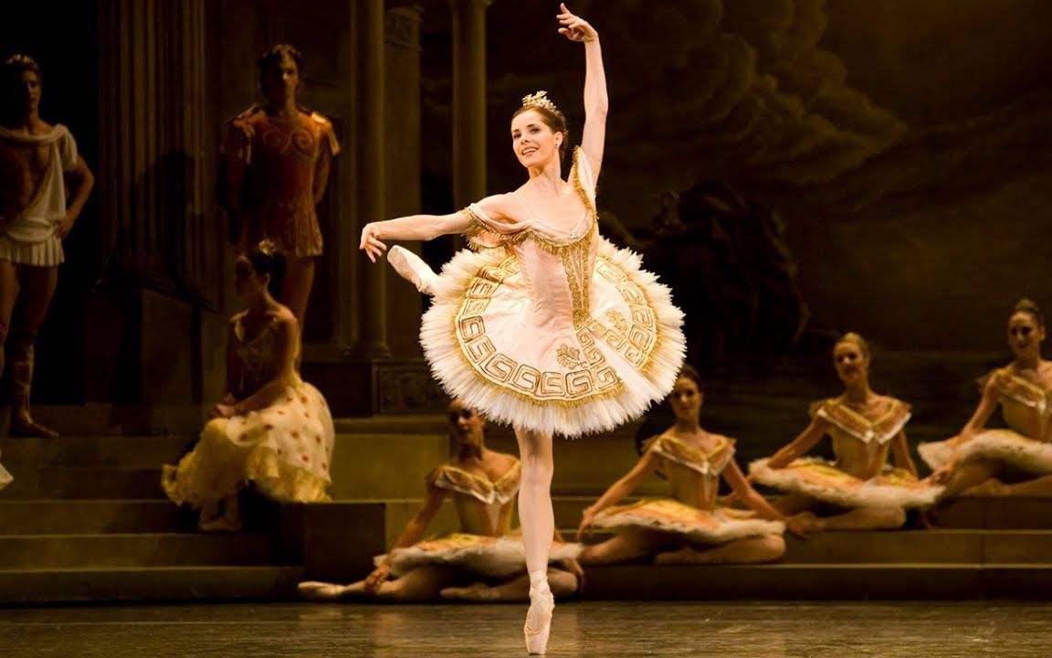 芭蕾变奏是什么,如何跳好芭蕾变奏